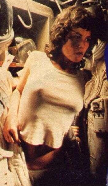 Congratulate, very Sigourney weaver panties alien sorry